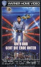City Beneath the Sea - German VHS movie cover (xs thumbnail)