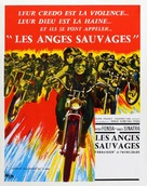 The Wild Angels - French Movie Poster (xs thumbnail)