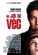 About a Boy - Czech Movie Poster (xs thumbnail)