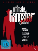 Carlito's Way - German DVD cover (xs thumbnail)