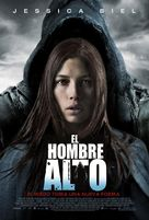 The Tall Man - Argentinian Movie Poster (xs thumbnail)