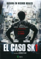 L'affaire SK1 - Spanish Movie Poster (xs thumbnail)