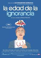 L'âge des tènébres - Spanish Movie Poster (xs thumbnail)
