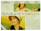 Sense and Sensibility - British Movie Poster (xs thumbnail)