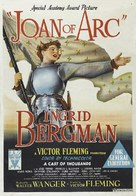 Joan of Arc - Australian Movie Poster (xs thumbnail)