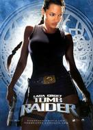 Lara Croft: Tomb Raider - Spanish Movie Poster (xs thumbnail)