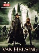 Van Helsing - Brazilian Movie Poster (xs thumbnail)