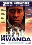 Hotel Rwanda - Dutch Movie Cover (xs thumbnail)