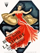The Little Foxes - French Movie Poster (xs thumbnail)