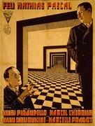 Feu Mathias Pascal - French Movie Poster (xs thumbnail)