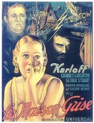 The Old Dark House - French Movie Poster (xs thumbnail)