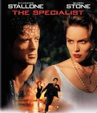 The Specialist - Blu-Ray cover (xs thumbnail)