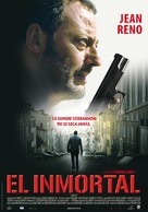 L'immortel - Argentinian Movie Poster (xs thumbnail)