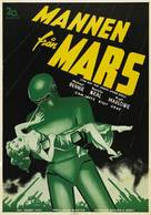 The Day the Earth Stood Still - Swedish Movie Poster (xs thumbnail)
