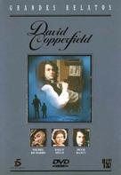 David Copperfield - Spanish DVD movie cover (xs thumbnail)