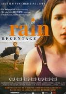Rain - German Movie Poster (xs thumbnail)