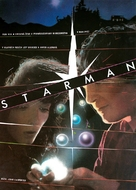 Starman - Czech Movie Poster (xs thumbnail)