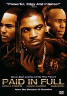 Paid In Full - DVD cover (xs thumbnail)