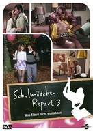 Schulmädchen-Report 3. Teil - Was Eltern nicht mal ahnen - German DVD cover (xs thumbnail)