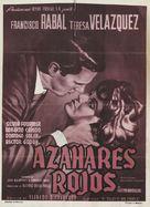 Azahares rojos - Mexican Movie Poster (xs thumbnail)
