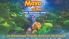 Maya the Bee 3: The Golden Orb - Australian Movie Poster (xs thumbnail)
