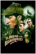 The Hound of the Baskervilles - British Movie Cover (xs thumbnail)