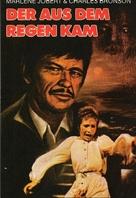 Le passager de la pluie - German Movie Cover (xs thumbnail)