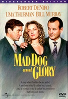 Mad Dog and Glory - DVD movie cover (xs thumbnail)