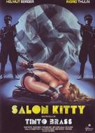 Salon Kitty - Spanish Movie Cover (xs thumbnail)
