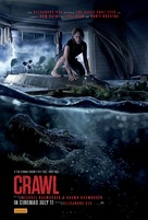 Crawl - Australian Movie Poster (xs thumbnail)
