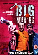 Big Nothing - British DVD cover (xs thumbnail)