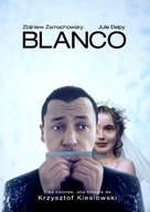 Trzy kolory: Bialy - Spanish Movie Poster (xs thumbnail)