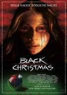 Black Christmas - German Movie Poster (xs thumbnail)
