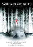 The Blair Witch Project - Czech Movie Cover (xs thumbnail)