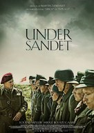 Under sandet - Danish Movie Poster (xs thumbnail)