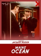 Maine-Océan - French Movie Cover (xs thumbnail)