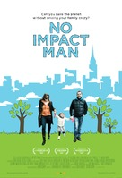 No Impact Man: The Documentary - Movie Poster (xs thumbnail)