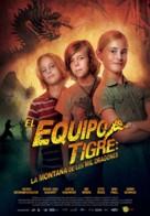 Tiger-Team - Der Berg der 1000 Drachen - Spanish Movie Poster (xs thumbnail)
