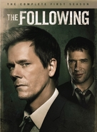 """""""The Following"""" - DVD movie cover (xs thumbnail)"""