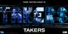 Takers - Movie Poster (xs thumbnail)
