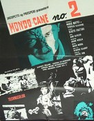 Mondo cane 2 - Danish Movie Poster (xs thumbnail)