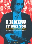 I Knew It Was You: Rediscovering John Cazale - Movie Cover (xs thumbnail)
