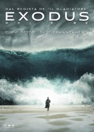 Exodus: Gods and Kings - Italian Movie Poster (xs thumbnail)
