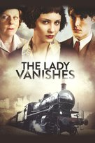 The Lady Vanishes - British Movie Cover (xs thumbnail)