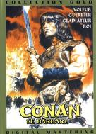 Conan The Barbarian - French Movie Cover (xs thumbnail)