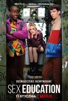 """Sex Education"" - Polish Movie Poster (xs thumbnail)"