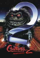 Critters 2: The Main Course - Argentinian Movie Poster (xs thumbnail)