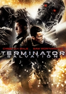 Terminator Salvation - Swedish Movie Cover (xs thumbnail)