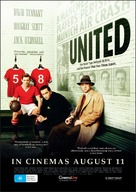 United - Australian Movie Poster (xs thumbnail)