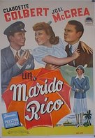 The Palm Beach Story - Argentinian Movie Poster (xs thumbnail)